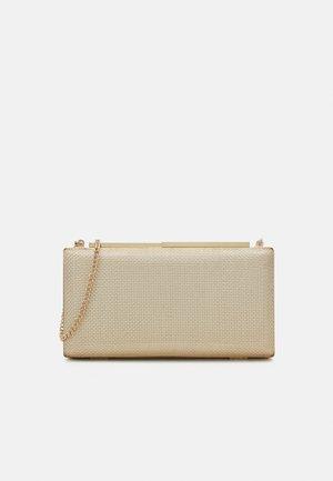 BOX BAG ENFIN S - Clutch - gold-coloured