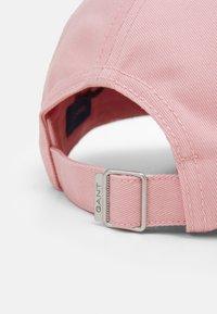 GANT - ORIGINAL SHIELD TEENS UNISEX - Cap - preppy pink - 3