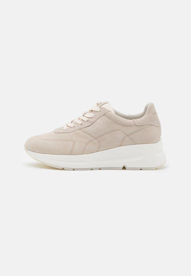MASSIMA  - Sneakers laag - stone