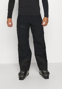 Peak Performance - VERTICAL 3L PANTS - Snow pants - black - 0