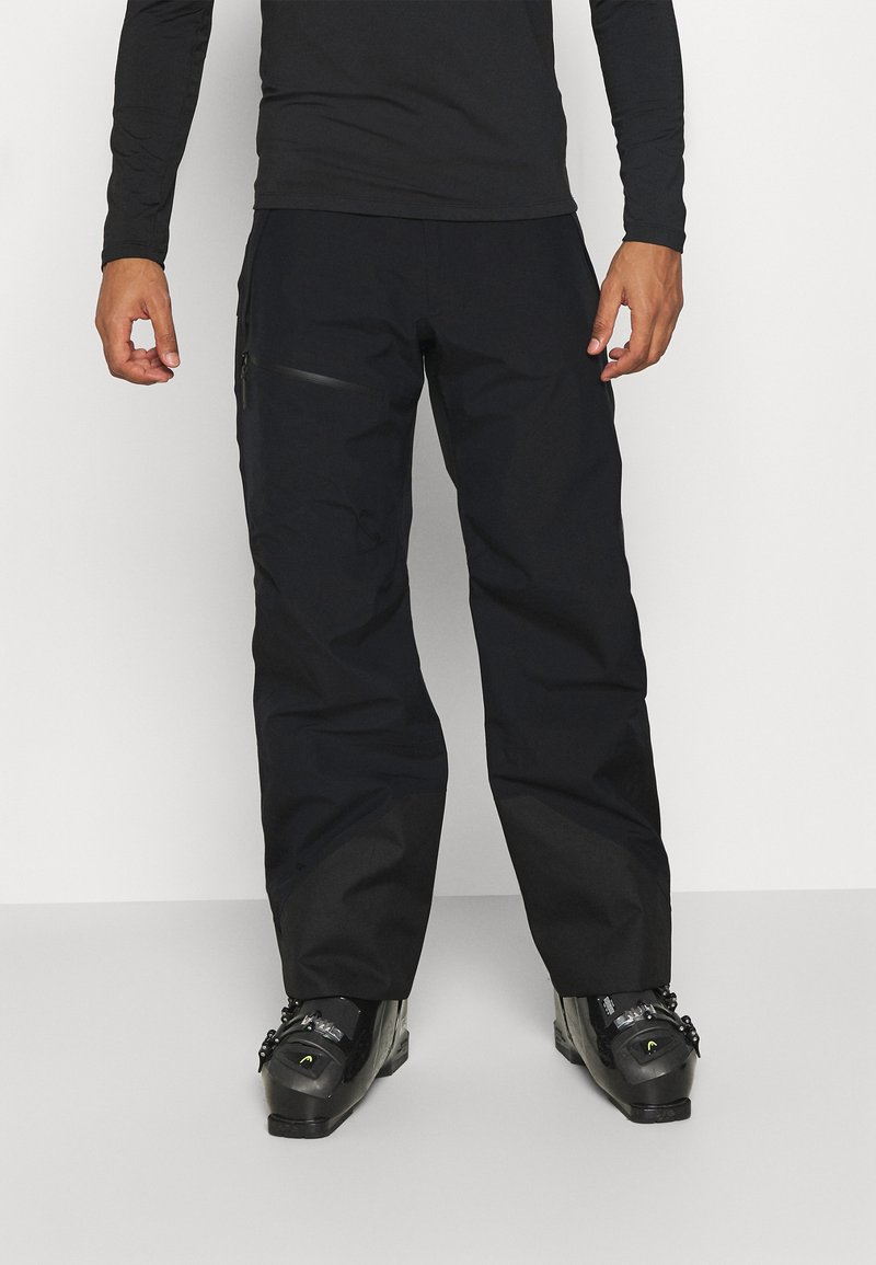 Peak Performance - VERTICAL 3L PANTS - Snow pants - black