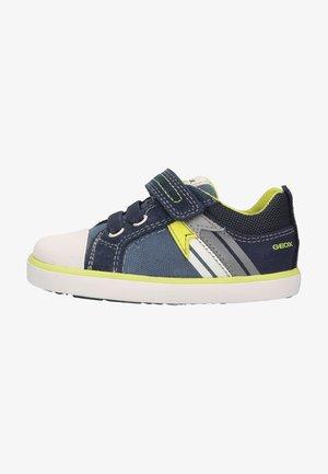 Baby shoes - avio/fluo yellow c4b