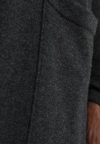 Zalando Essentials - Kardigan -  mottled dark grey - 5
