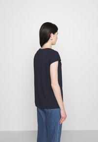 Ragwear - DIONE - T-shirt basic - navy - 2