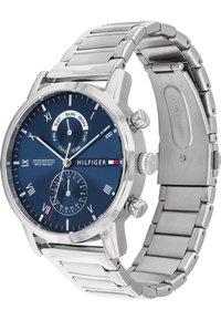 Tommy Hilfiger - Chronograph watch - silver - 2