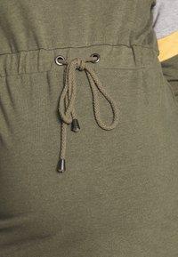 MAMALICIOUS - MLMENA DRESS - Vestido informal - dusty olive - 5