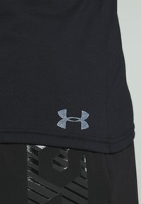 Under Armour - PROJECT ROCK MANA TANK - Top - black/summit white - 4