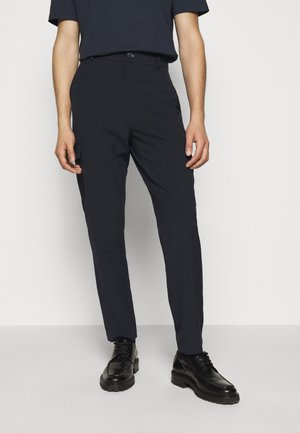 HAROLD TROUSER - Cargo trousers - navy