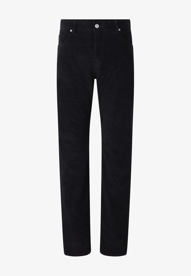 ROB - Pantalon classique - schwarz