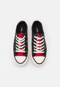 Rubi Shoes by Cotton On - VEGAN BILLIE RETRO RISE MICKEY - Baskets basses - black - 5