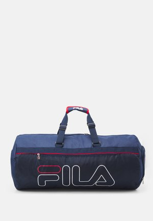 "TENNIS BAG ""OSCAR"" - Sports bag - peacoat blue/white/fila red"
