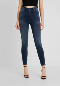 Diesel - SLANDY-HIGH - Jeans Skinny Fit - indigo - 0