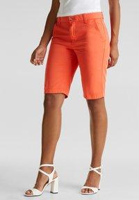 Esprit - Shorts - coral - 0
