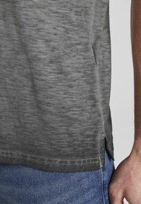 TOM TAILOR - Polo shirt - phanton dark grey - 4