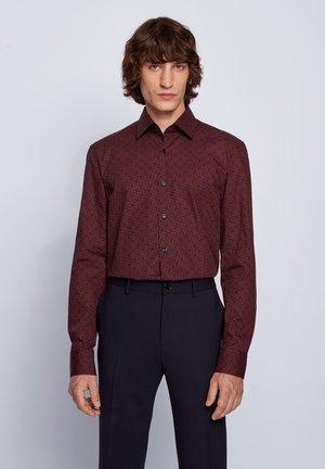 JANGO - Shirt - open orange