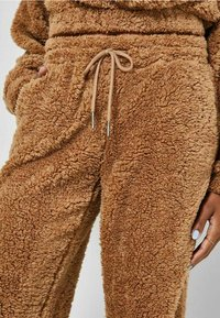 Noisy May - HOSE TEDDY - Tracksuit bottoms - tigers eye - 2