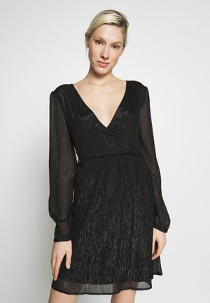 VIBETANI DRESS - Cocktailkjole - black
