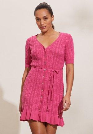 LAURA - Jumper dress - sugar pink