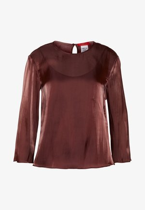 PARETE - Blouse - brown