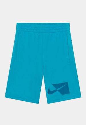 Krótkie spodenki sportowe - chlorine blue/imperial blue