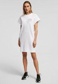 KARL LAGERFELD - Denní šaty - white - 0