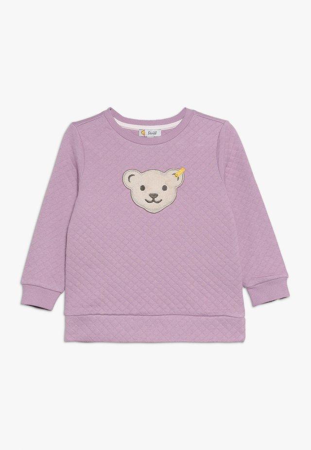 Långärmad tröja - lilac