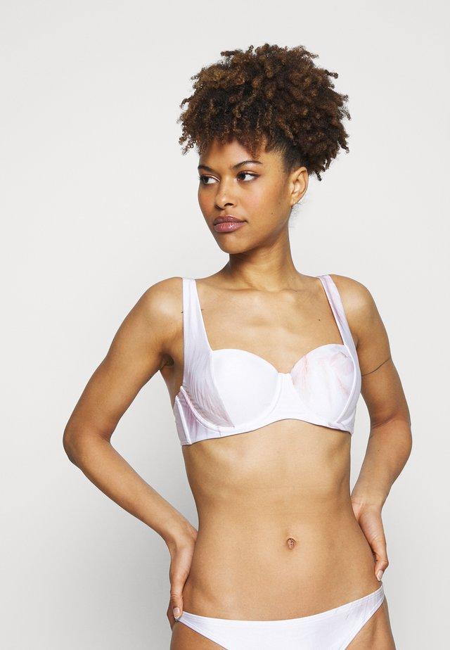 TILULAH - Haut de bikini - white