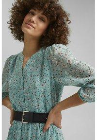 Esprit - Maxi dress - turquoise - 3