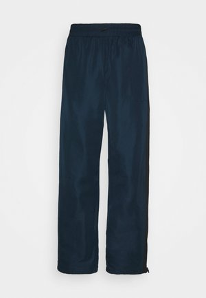 TRACKSUIT BOTTOM - Tracksuit bottoms - blue