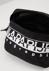 Napapijri - HAPPY WB RE - Bum bag - black - 3