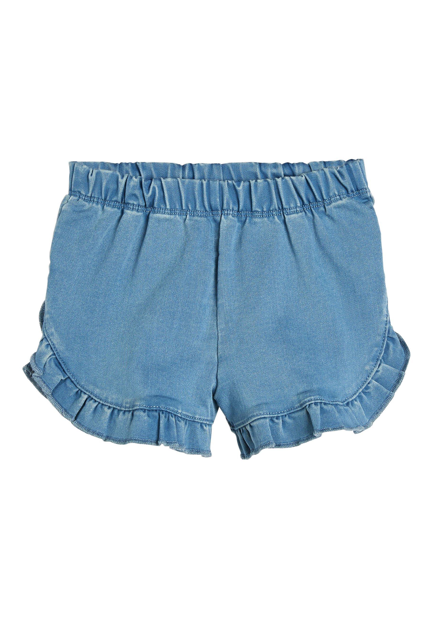 Kinder DENIM SHORTS (3MTHS-7YRS) - Jeans Shorts
