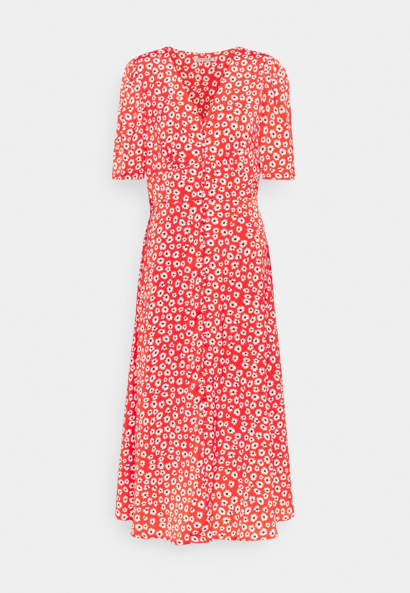 Anna Field Tall - Day dress - red/white