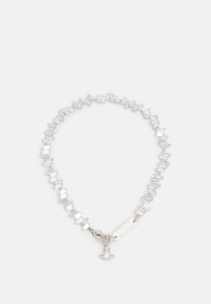 NECKLACE UNISEX - Collar - silver-coloured