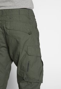 G-Star - DRONER RELAXED TAPERED CARGO PANT - Cargobroek - wild rovic - 5