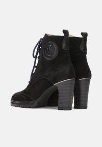 Hispanitas - Lace-up ankle boots - black - 2