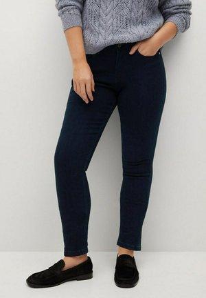 VELVET - Straight leg jeans - intensives dunkelblau