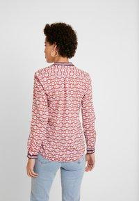 Emily van den Bergh - Skjorte - red/white - 2