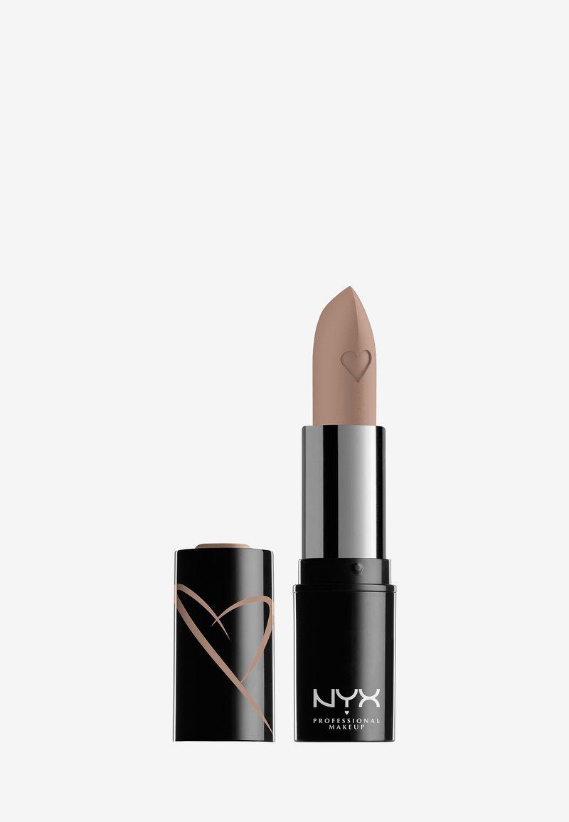 Nyx Professional Makeup - SHOUT LOUD SATIN LIPSTICK - Lipstick - a la mode