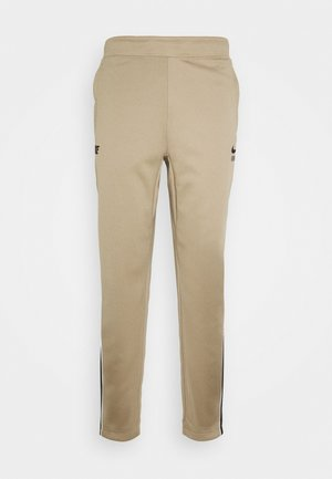 PANT - Jogginghose - khaki/black/white