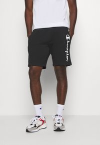 Champion - LEGACY BERMUDA - Short de sport - black - 0