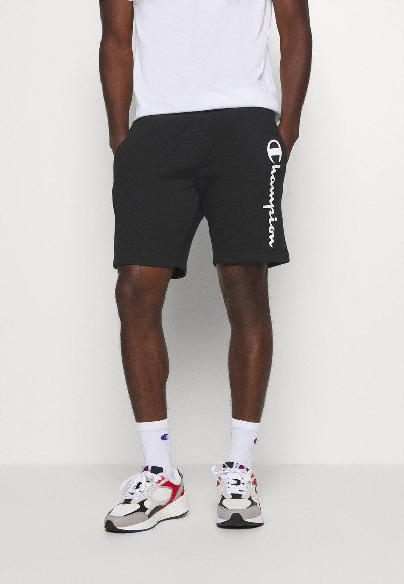 Champion - LEGACY BERMUDA - Short de sport - black