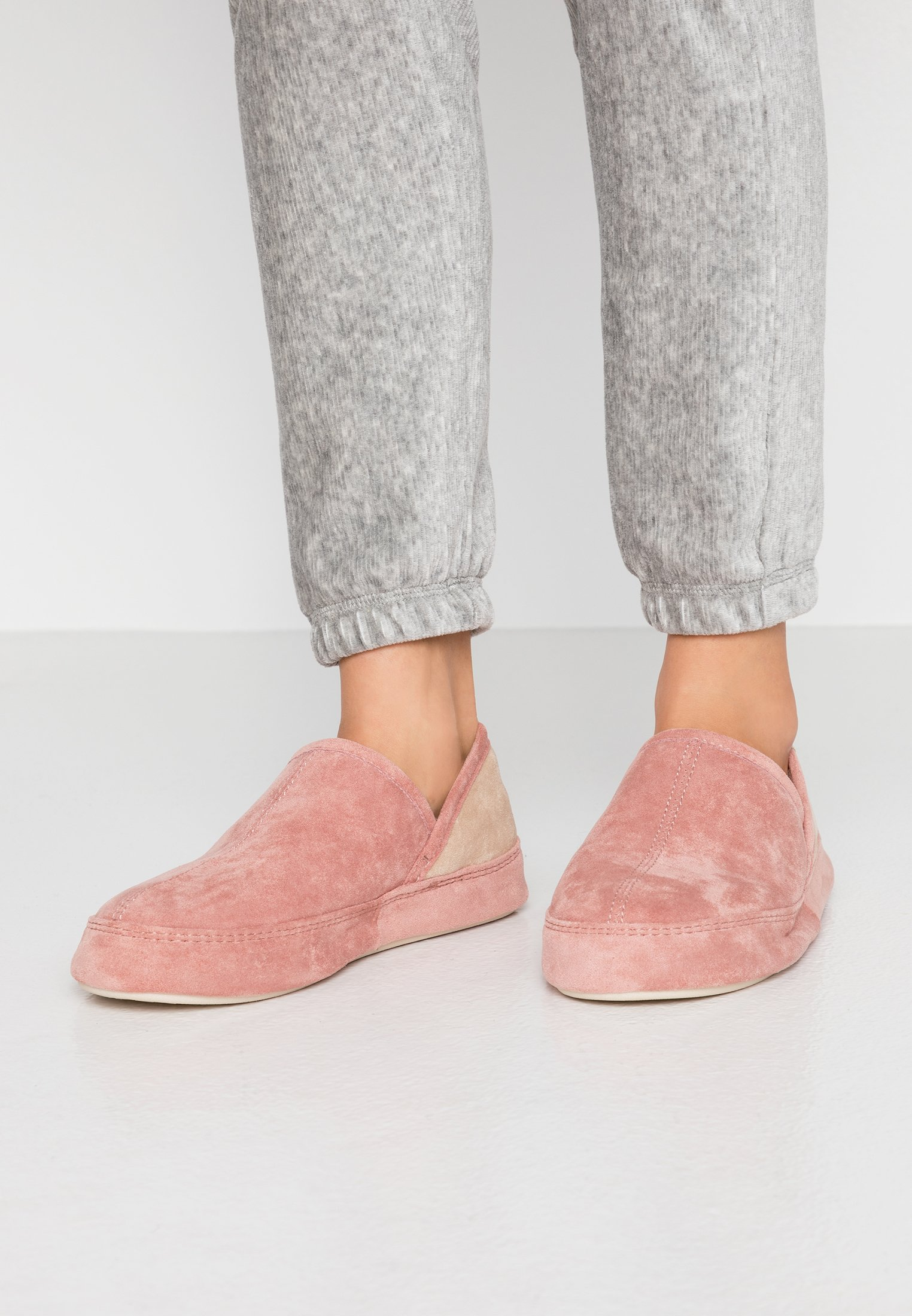 flip*flop WIGWAM Hausschuh dirty rose/rosa