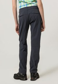 Columbia - SATURDAY TRAIL - Pantalon classique - india ink - 3