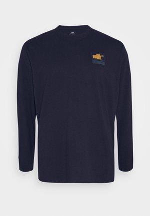 INJURED - Longsleeve - navy blazer