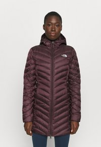 The North Face - TREVAIL - Down coat - root brown - 0