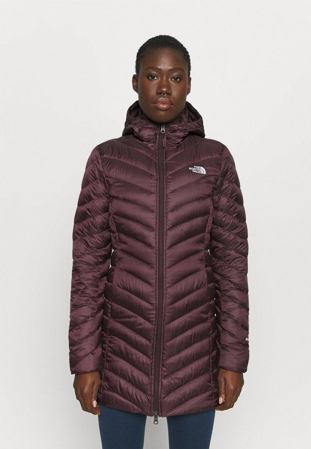 TREVAIL - Down coat - root brown