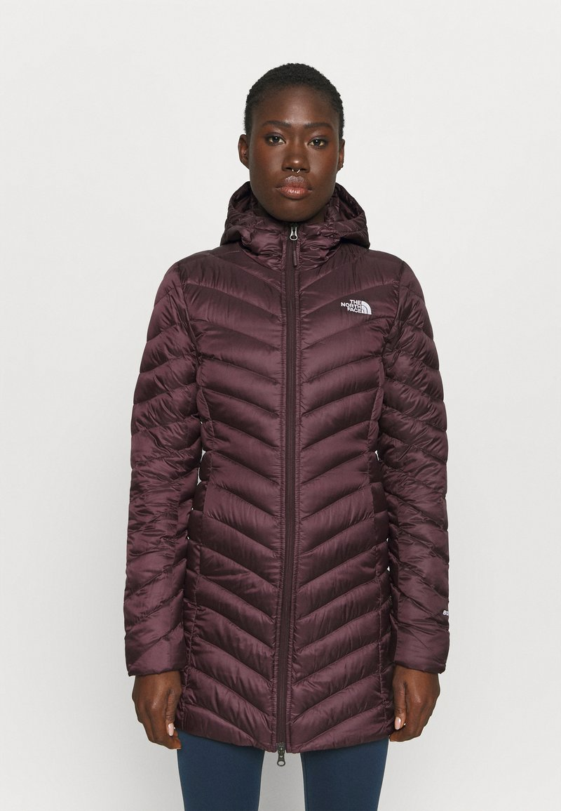 The North Face - TREVAIL - Down coat - root brown