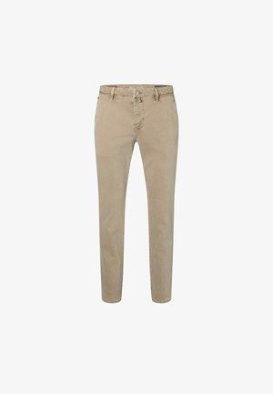 Jeans slim fit - braun