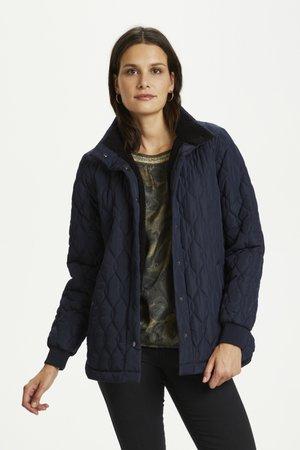 KASALLE  - Winter coat - midnight marine