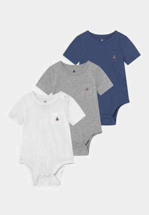 3 PACK UNISEX - Body - multi-coloured